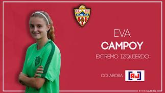 Eva Campoy.