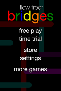 Flow Free: Bridges- screenshot thumbnail