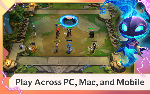 Teamfight Tactics: League of Legends Strategy Game screenshot 10