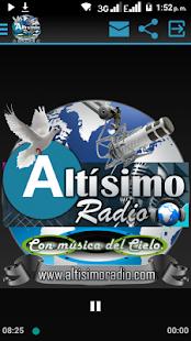 Altísimo Radio - náhled