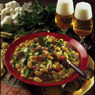 Lamb and White Bean Stew