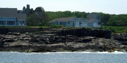 Photo: Maine's rocky coast