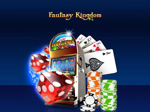Fantasy Kingdom Slot Machine