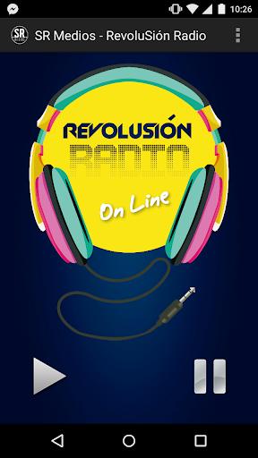 SR Medios - RevoluSión Radio