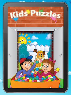 Kids Puzzles: Animals & Cars