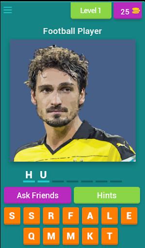 Guess The Football Player 3.19.6z screenshots 1