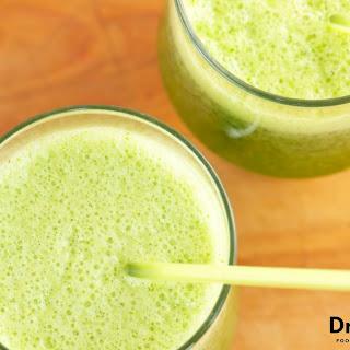 Peachy Super Kale Shake Recipe
