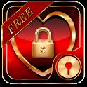 Hearts Love Go Locker icon