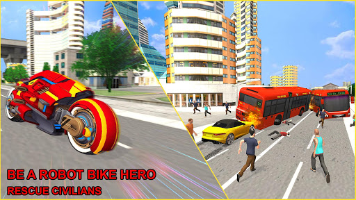 Super Speed Rescue Survival: Flying Hero Games 2 1.0 19