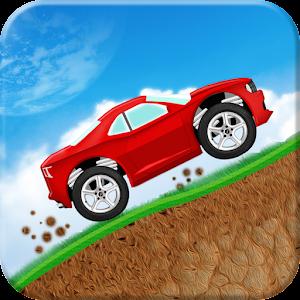 kids cars hill racing games
