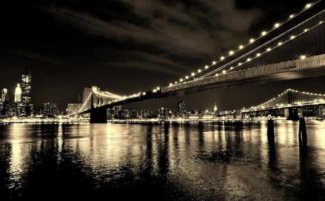 I Ponti Di Manhattan di photofabi77