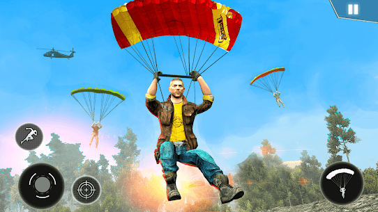 Firing Squad Fire Battleground Shooting Games 2020 Mod Apk Download For Android and Iphone 3