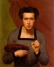 Photo: Louis Janmot (1814-1892)Portrait de l'artisteoil on canvas1832Private collection