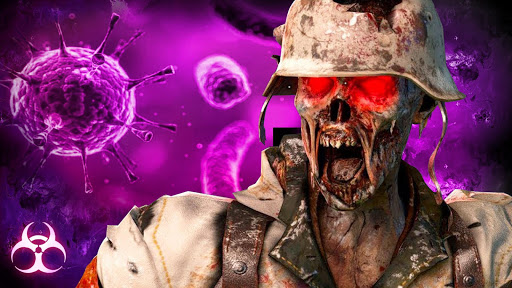 Zombie 3D Gun Shooter- Real Survival Warfare  captures d'écran 1
