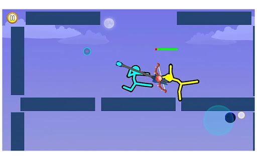 Code Triche Stickman Battle Supreme - Stickman Warriors 2020 mod apk screenshots 1