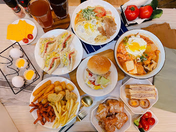 台東 / 初 早餐