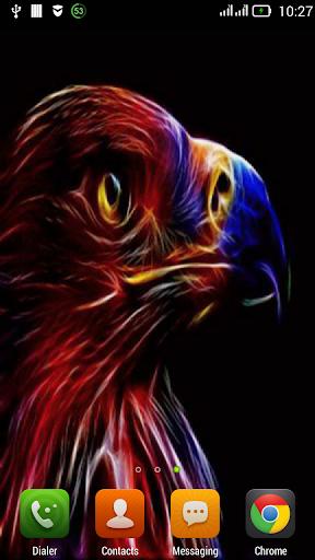 Sparkling eagle LWP