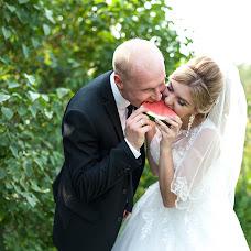Wedding photographer Viktoriya Khaliulina (viki-photo). Photo of 30.07.2017