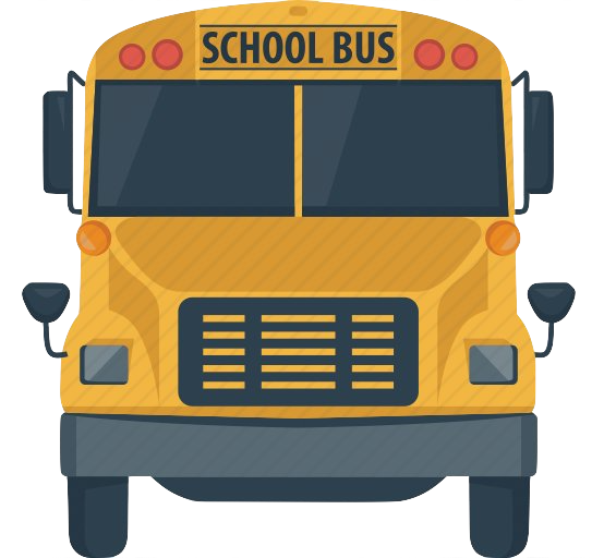Image of a yellow school bus