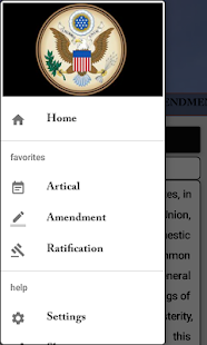 us constitution and amendments for PC-Windows 7,8,10 and Mac apk screenshot 3
