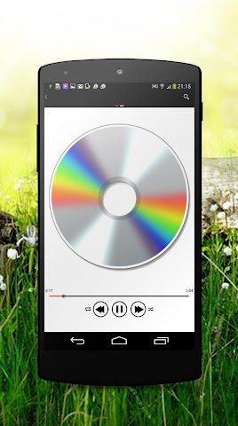 android Music Mp3 Player Screenshot 1