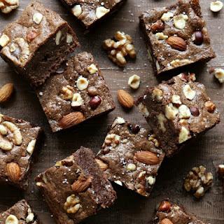 Nutty Fudge Brownies