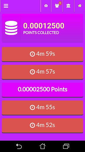 Screenshot for ETHCollector in United States Play Store