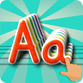 LetraKid - Learn to write by tracing ABC & 123