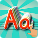 LetraKid: Learn to Write Letters. Tracing ABC, 123