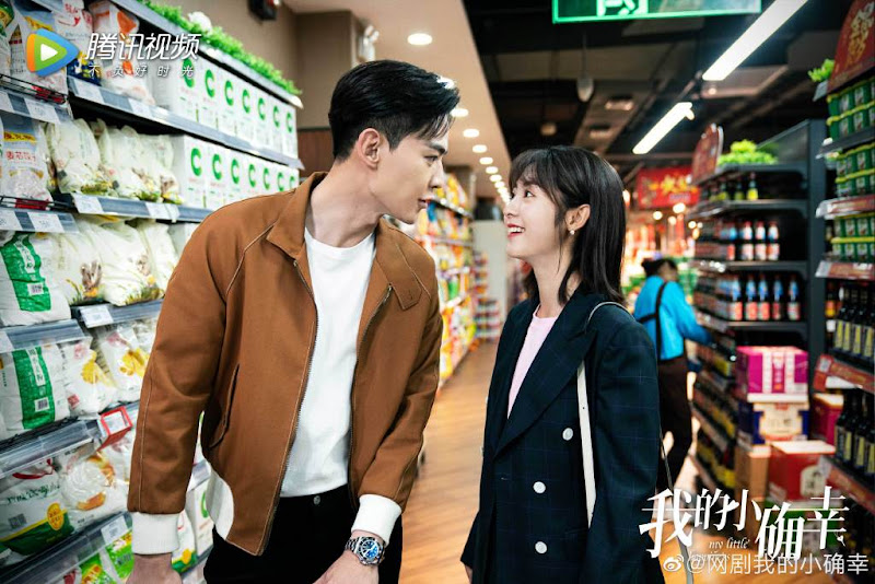 My Little Happiness China Web Drama