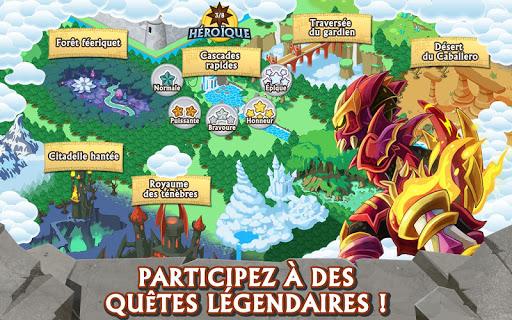 Télécharger Gratuit Knights & Dragons – Jeu RPG APK MOD (Astuce) screenshots 5