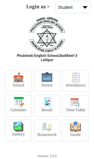 Phulchoki English School,Badikhel-3 Lalitpur screenshot 5