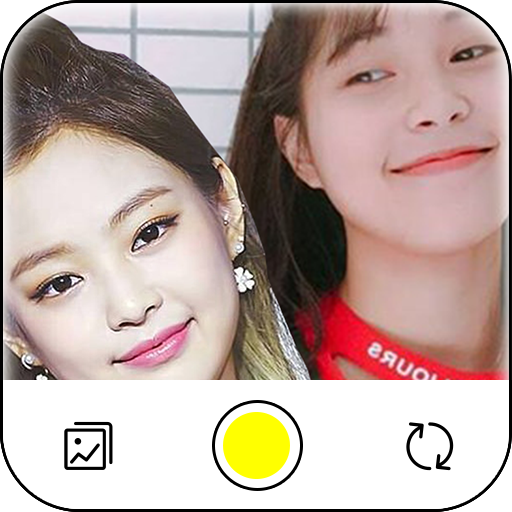 Selfie With Black PinK Android APK Download Free By Biner Kaler