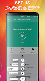 Top 100+ Free Music Ringtones For Android™ 2019 - náhled