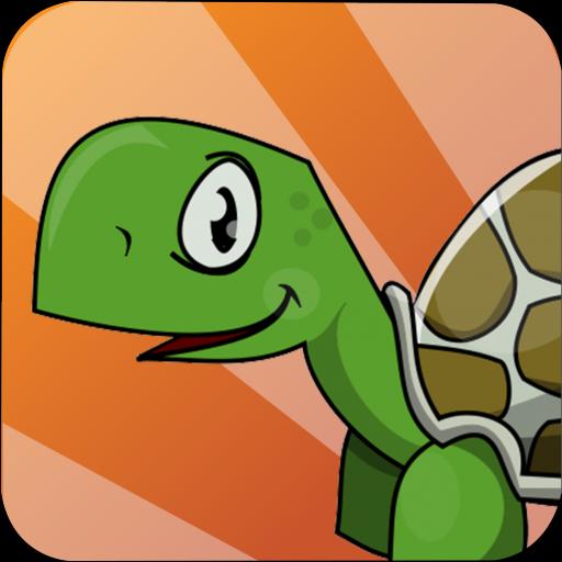 Turtle Running Hill Climb Free