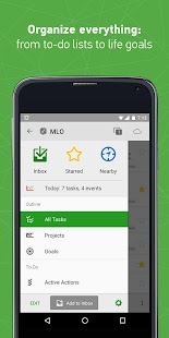MyLifeOrganized: To-Do List Screenshot 1