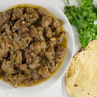 Tomatillo Beef Recipes