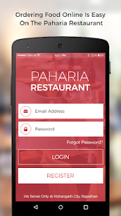 Paharia Restaurant & Sweets- screenshot thumbnail