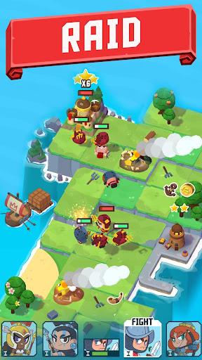 Merge Stories - Merge, Build and Raid Kingdoms! painmod.com screenshots 5