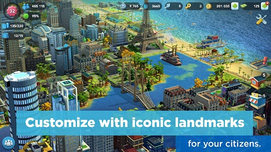 SimCity BuildIt MOD (Unlimited Money) 8