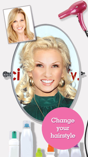 FACEinHOLE® - Hairstyles
