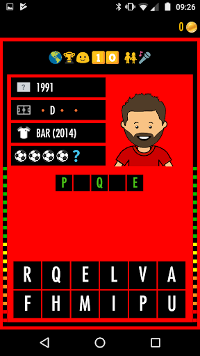 Soccer Faces - World Cup Emoji Quiz 1.01 screenshots 2