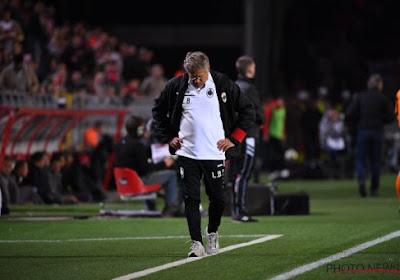 """Bölöni pas d'accord avec l'interruption du match : """"Après Sa Pinto, peut-être qu'au Standard ils sont plus sensibles"""""""