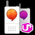 LTE무전기 워키토키 PTT icon