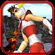 3D Knight Saint Athena Run