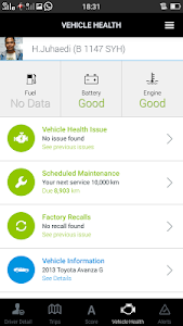 Telkomsel T-Drive FLEET screenshot 3