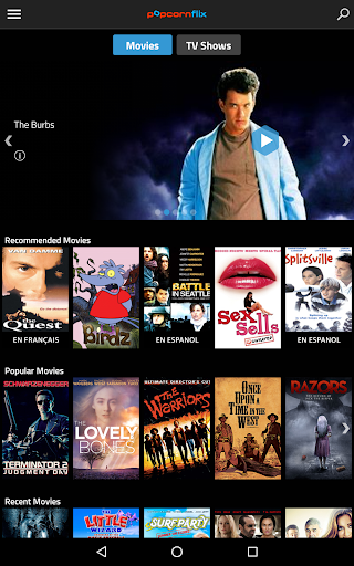Popcornflixu2122- Movies.TV.Free 4.2 screenshots 8