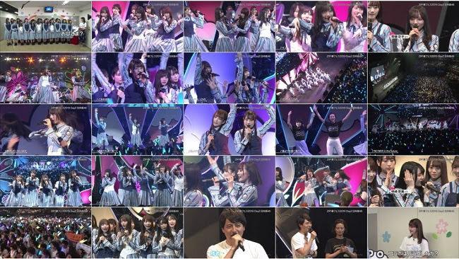 190428 (720p+1080i) 日向坂46 Part – ZIP!春フェス2019 DAY2