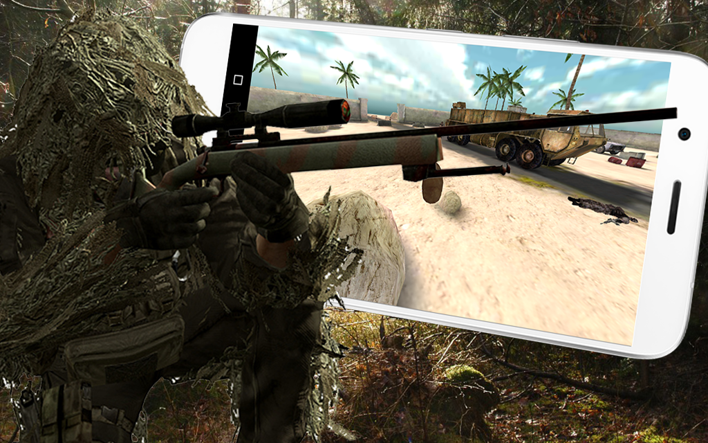 Deadly Sniper Assassin Shot 3D- screenshot
