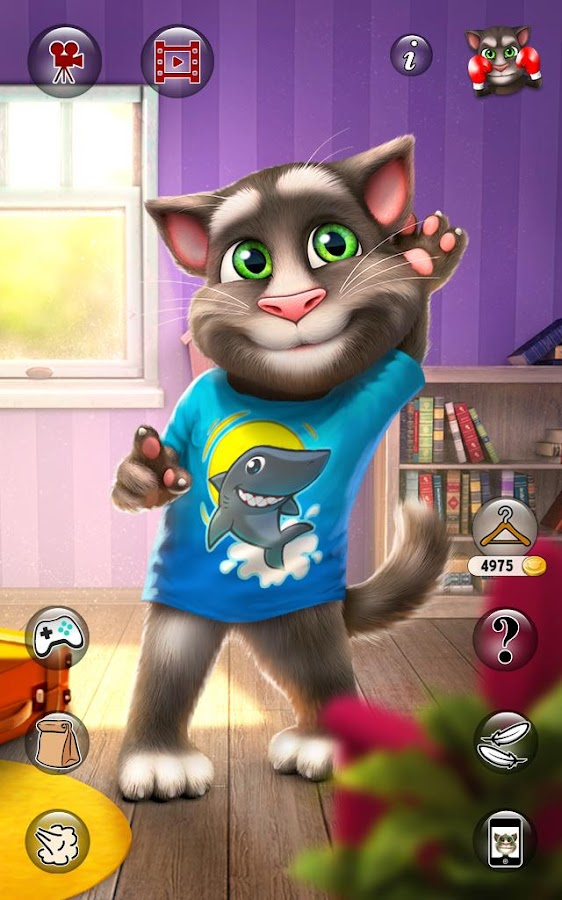 Talking Tom Cat 2 - Android Apps on Google Play